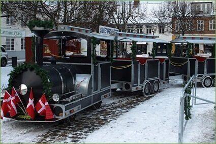 Juletoget i Helsingør