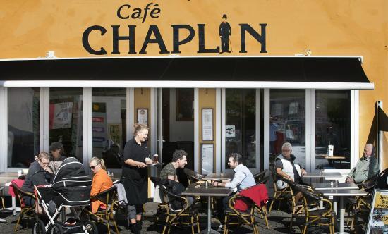 Café Chaplin Helsingør