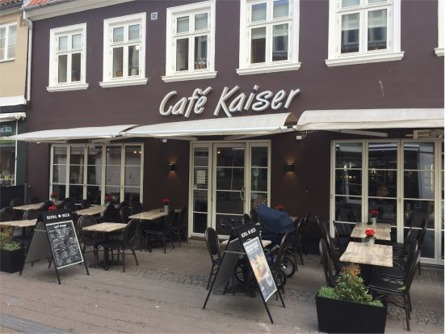 Cafe Kaiser Helsingør
